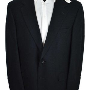 Brooks Brothers Suits & Blazers - NWT 43R Brooks Brothers 100% CAMELHAIR Black COAT